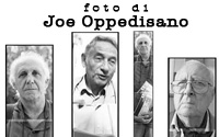 "Save the date: ""Private portraits"" di Joe Oppedisano"