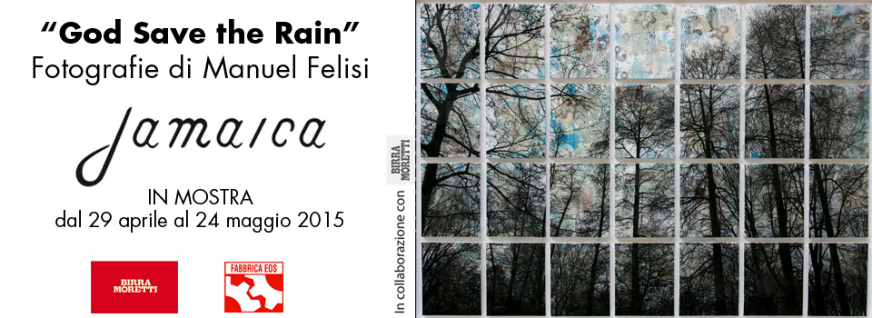 """God Save the Rain"" Fotografie di Manuel Felisi"